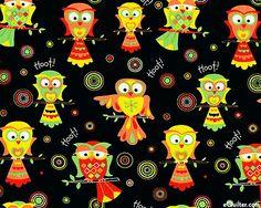 Circle Circus - Trapeze Owls