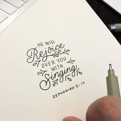 Zephaniah 3:17 I love this verse....