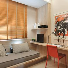 A função delas é manter a privacidade e filtrar a luz, mas são essenciais para a decoração de qualquer ambiente.
