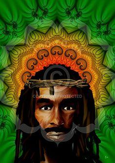 pictures of black jesus   Title: Mystic Esa Description: Black Nazarene Jesus.