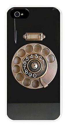 Retro rotary phone // iPhone case