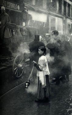 Henri Cartier-Bresson. S)