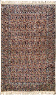Schuler Auktionen Zürich      Kirman S-Iran, um 1900 155x250 cm (ft. 5.1x8.3).
