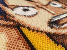 One Piece Pixel Art #001 Monkey D. Ruffy / Monkey D. Luffy