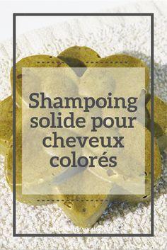 Aujourd'hui, je vous propose une nouvelle recette pour réaliser un shampoing solide idéal pour prendre soin de ses cheveux colorés ! Recette téléchargeable gratuitement au format PDF