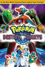 Pokemon Season 7 Episode 321. A comet bearing a deadly Pokemon creature crash-lands onto Earth, terrorising a nearby high-tech city, where Ash, Pikachu and friends are currently visiting...