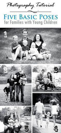 Pose per famiglie
