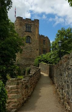 Tamworth Castle and Museum, Staffordshire, England