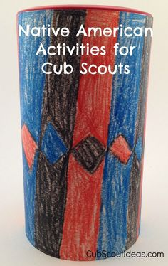 Looking for Native American activities for your #CubScouts?