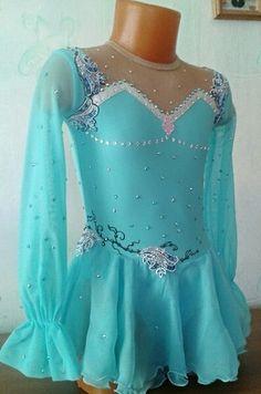 Костюмы платья для фигурного катания гимнастики | VK