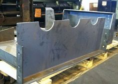 Machines are regularly inspected for insuring accurate, high quality and consistent steel bending of all products structurally.         #steelbending