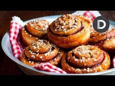 Video: de énige echte Zweedse cinnamon buns - Libelle