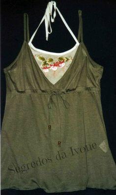 VA8- Pintura em blusa