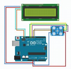 Arduino projects: Color sensor - Tutorial45