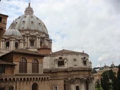 Around the Vatican city