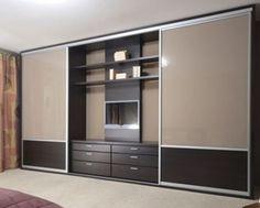 Bedroom Furniture Design, Bedroom Cupboard Designs, Closet Small Bedroom, Wardrobe Design Bedroom, Room Design Bedroom, Apartment Bedroom Decor, Wardrobe Room, Bedroom Bed Design, Living Room Designs