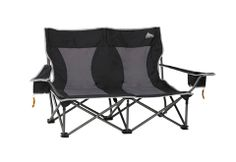 Two Person Folding Chair, uh YES! But maybe just so I can put my legs out…