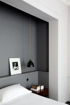 studio G - so sophisticated! Take a look at www.naturalbedcompany.co.uk for crisp cotton bedding and timber beds