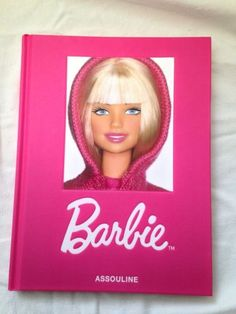 GIANT Barbie coffee table book Home Pinterest Living rooms