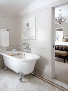 Bathroom Design Clawfoot Tub Design, Pictures, Remodel, Decor and Ideas - page 3