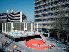EU Mies Award :: Emerging Architect 2005 Winner :: NL Architects - BasketBar