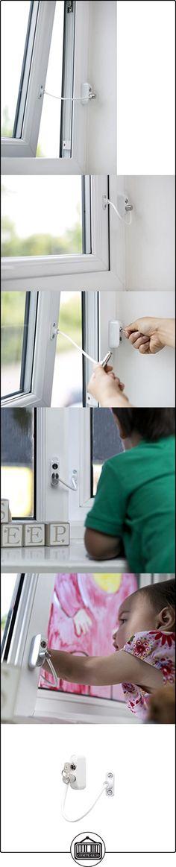 BabyDan-Ventana y cierre de puerta  ✿ Seguridad para tu bebé - (Protege a tus hijos) ✿ ▬► Ver oferta: http://comprar.io/goto/B0138X3D2W