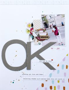 OK by JustMel at @studio_calico