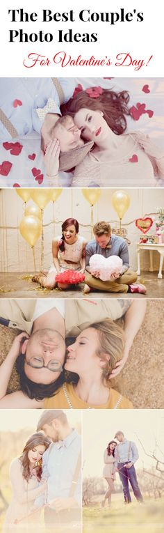 The Best Valentine's Day Photo Shoot Ideas (with tips from a professional photographer!) http://blog.kicksend.com/valentines-day-photo-shoot-ideas/