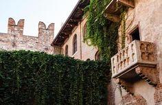Que ver en Verona - Balcon de Romeo y Julieta
