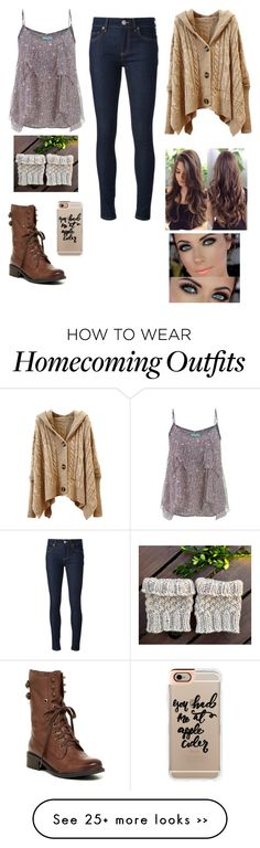 """""""Who's ready for Fall"""" by abby-walker02 on Polyvore featuring maurices, Sam Edelman, RED Valentino, NARS Cosmetics and Casetify"""