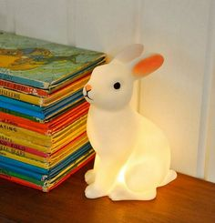 Rabbit nightlight - $8.53