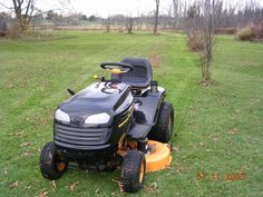 Electrical lawn mowers are friendly. Electricity is used by these mowers to operate as an alternative to gas    https://electrictractor.wordpress.com/2017/06/12/electricity-vs-battery-lawn-mowers-find-the-green-solution/