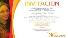 """Presentación de la iniciativa """"La Vera con Loida"""" lanzada desde Patrocina un Deportista para apoyar a la haltera cacereña Loida Zabala."""