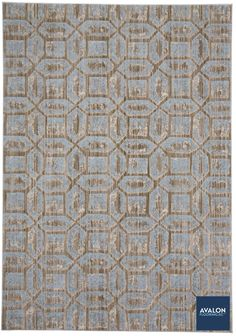 Milton Area Rug in Ice | 5'3x7'6 $299 | Also available in 2'7x8, 7'10x11, 10'2x13'9 & 8'9 Round | #arearugs #arearug #rugs #homedesign