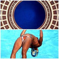 Havanna national swimming team training Cuba, Beach Mat, Outdoor Blanket, Swimming, Training, Earth, Travel, Swim, Viajes