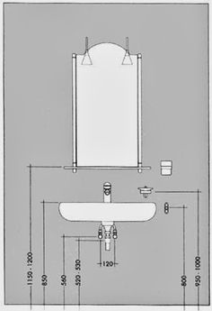 Unser Traumhaus von Danwood - Ein Bautagebuch von Jacqueline und Andreas: Montagehöhen sanitärer Accessoires