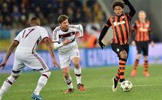 El Bayern domina pero no remata al Shakhtar +http://brml.co/1zlXiUH