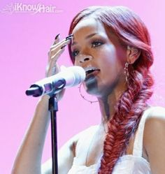 Types of Braids are covered here. This one: Fishtail Braid. Get in to check the rest.