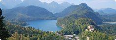 Schwangau Hotels - Schwangau is a small municipality located in south Germany near the famous Neuschwanstein Castle.