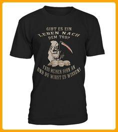GIBT ES EIN LEBEN NACH DEM TOD - Shirts für mutter (*Partner-Link)