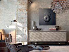 A-612 Sideboard by Dale Italia design Arbet Design
