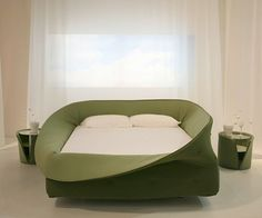 Col-letto bed by Nuša Jelenec