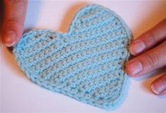 Sweet Heart Crochet Pattern