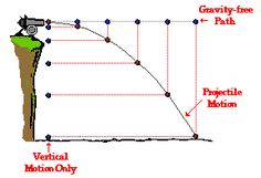 Characteristics of a Projectile's Trajectory