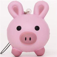 pale pink pig rabbit squishy cellphone charm by Kawaii, http://www.amazon.com/dp/B009UOA1S8/ref=cm_sw_r_pi_dp_XILUqb0C2CXJ8