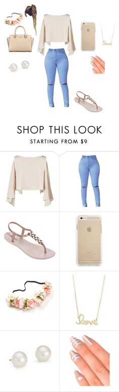"""Shopping Outfit"" by malcolmellis17 ❤ liked on Polyvore featuring IPANEMA, Sydney Evan, Blue Nile, Elegant Touch and MICHAEL Michael Kors"