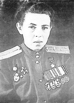 Polina Gelman was one of the first renowned women pilots and one of many Jews to be awarded the title Hero of the Soviet Union. She flew 860 combat missions by night as a navigator.