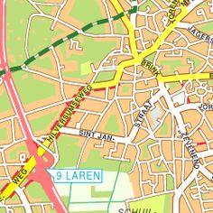 Baarn, Laren en Blaricum - Fietsen in Utrecht - Route.nl