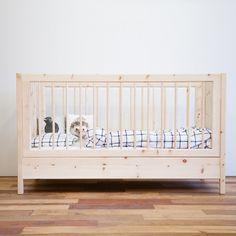 hochbett mit gerader leiter, 140x200cm, nordic rose, flexa harmony ... - Ausziehbares Kinderbett Mit Zeltdach Abenteuern