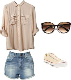 """""""Casual"""" by scarlett-jay ❤ liked on Polyvore"""